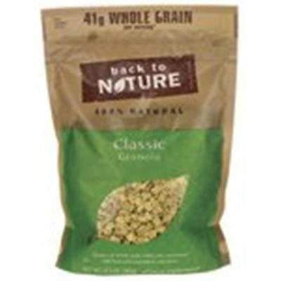 Back To Nature Classic Granola 12.5 Oz (Pack of 6)