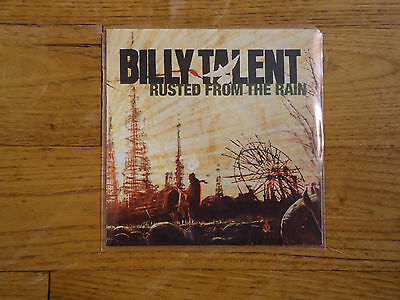 """Cd Billy Talent / Rusted From The Rain Extrait De L Album """" Billy Talent 3 """""""