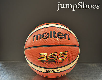 Molten BGN5X basketball composite leather kids ball size 5