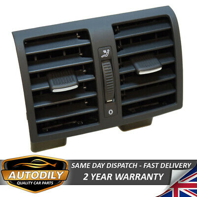 Oem - Perfect Fit  - Vw Touran 03-15 Caddy 04-15 Rear Centre Console Air Vent