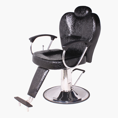 Wood Arm Salon Barber Chair Threading Styling for Tattoo Beauty Hairdresser