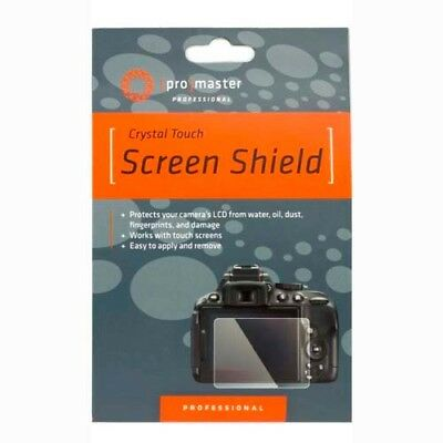 Promaster Crystal Touch Screen Shield - Canon 6D MarkII, 70D, 80D