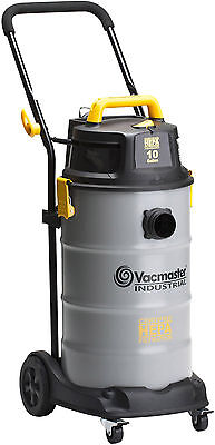 Cleva 38L / 10 US Gallon 2 Stage Industrial HEPA Certified Wet/Dry Vacuum