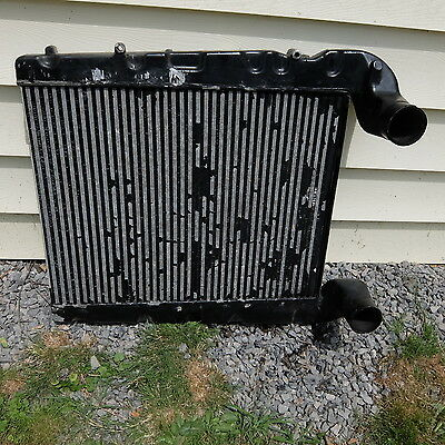 Used Intercooler used with Cummins 5.9 diesel