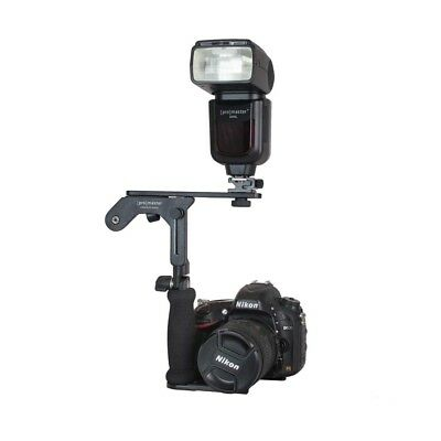 Promaster Professional Flash Bracket with Dovetail Mount