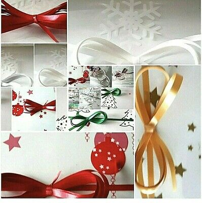 1MTR White Dot & Christmas Cellophane Wrap Very CHEAP END OF ROLL/ Hampers Gifs
