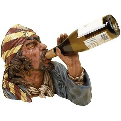A nation 94772 Pirate Wine Bottle Holder