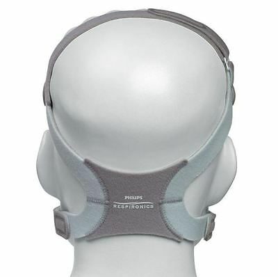 Philips Respironics Headgear for TrueBlue Gel Nasal,Standard,Small,new