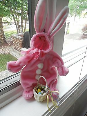"Collectible VanderBear 1989 ""Muffy Bunny"" Costume"