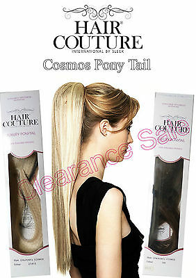 HAIR COUTURE by SLEEK COSMOS PONY TAIL - TONGIBLE SYNTHETIC VARIOUS COLOURS