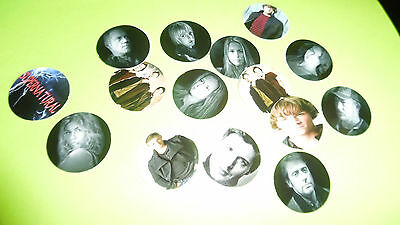 Pre Cut One Inch Bottle Cap Images Supernatural Free Shipping