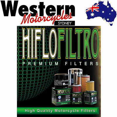 HIFLO FILTRO - Premium Oil Filter - aftermarket motorcycle MX / Road bike