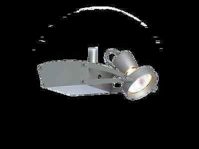 Vibe One Circuit Track Mounted Light Silver