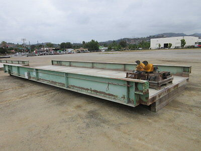 60 TON SOUTH WESTERN TRUCK SCALE  Other Heavy Construction