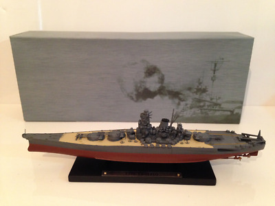 UN Yamato Model of Base 1:1250 Scale GM105 NEW