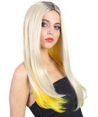 Women's Fashion Celebrity Blonde Ombre Wig ('Rita Ora Style') | HD-1023
