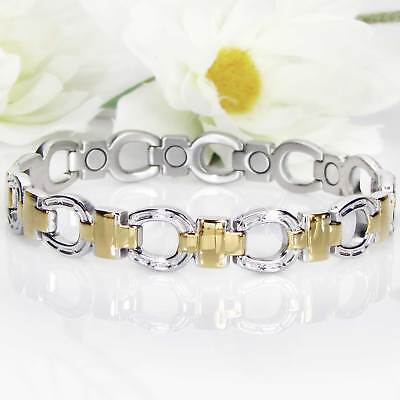Strong Magnetic Bracelets for Womens Arthritis-Health Wristband-All Sizes-GH2