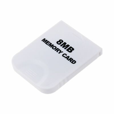 8MB Speicherkarte Memory Card fuer Wii GC Gamecube GY
