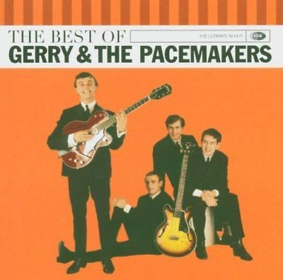 Gerry & The Pacemakers - The Very Best Of Gerry & The Pacemakers  NEW 2 x CD