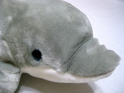 Sea World Dolphin Plush Large Stuffed Animal