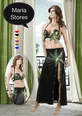 New costumes belly dance, Shippng from USA .