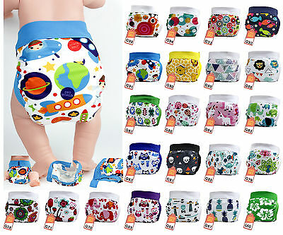2016 NEW PRINT Reusable Washable Cloth Baby Diaper Nappy 100Print CAN CHOOSE