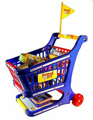 Premium 55 pcs in Toy Great Shopping Cart Play Set Creativity for Kids Fun Gifts