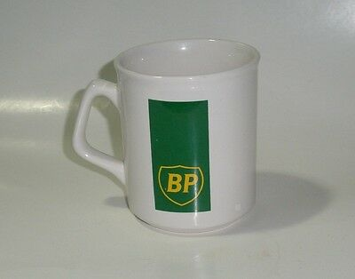 Rare - Bp / British Petroleum / Exploration - Coffee Mug - White - Excellent!!