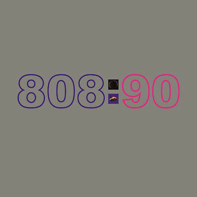 """808 STATE 808:90 (Expanded) 12"""" 180G Vinyl 2LP"""