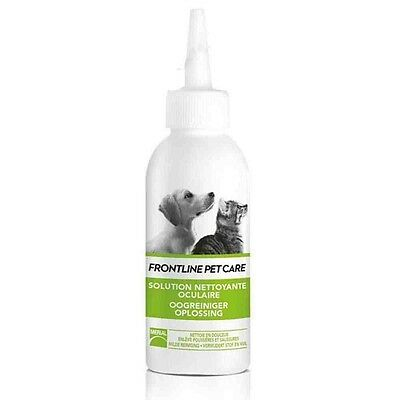 Frontline Petcare Gel Nettoyant Oculaire