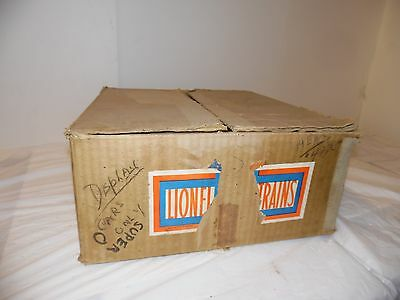 LIONEL 1427WS TRAIN SET FROM 1948 Box Only No trains
