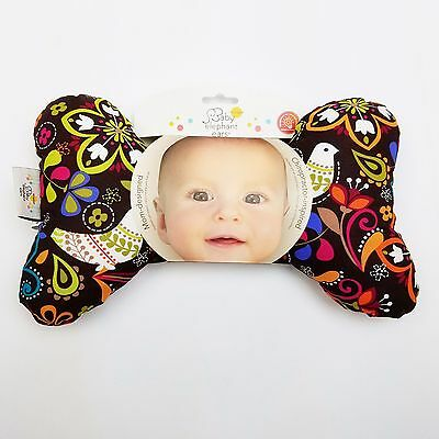 Baby Elephant Ears Head Support Pillow For Babies New - Birds of Norway