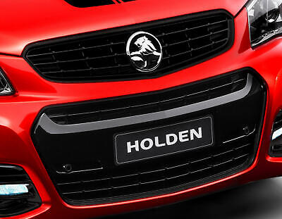 Commodore VF S2 Sports Black Grille surrounds Holden Genuine 2015-2016