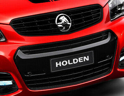 Commodore VF S1 Sports Black Grille surrounds Holden Genuine 2014-2015