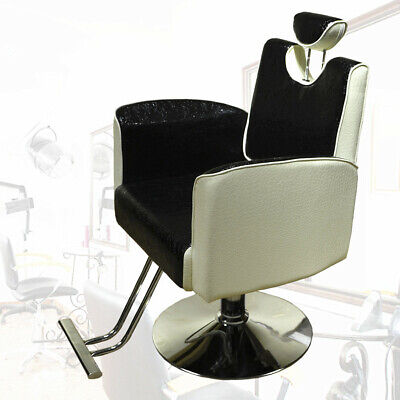 Professional Hydraulic Barber Salon Chair Hairdressing Beauty Furniture UK A