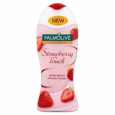 Colgate Palmolive Gourmet Strawberry Shower Gel 250ml