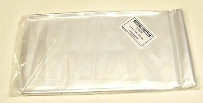 "Uline 6"" x 24"" 1 mil flat Industrial Poly Bags -- package of 100 bags"