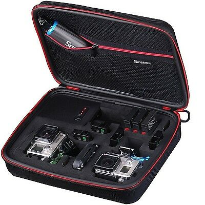 Smatree Power-Case G260P with Built-in power bank For Smatree 3-Channel charg...