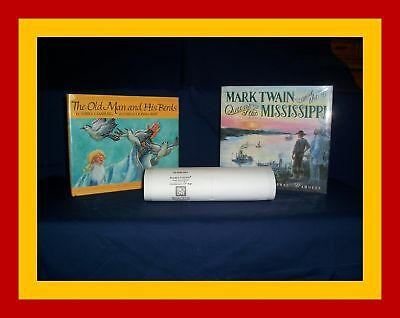 """5 Yard roll 8"""" Brodart Fold-On Book Jacket Covers ADJUSTABLE -- super clear"""