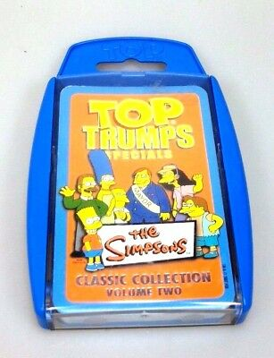 Top Trumps Special The Simpsons Game Classic Collection Vol. 2 / 2007
