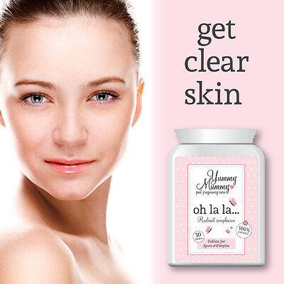Yummy Mummy After Birth Acne Treatment Spots Pill Guaranteed Results