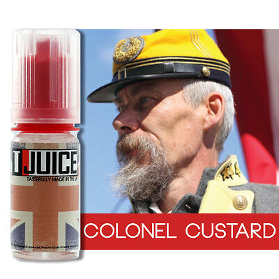 (49,50€/100ml) Colonel Custard 10 ml Aroma (auch 30 ml)