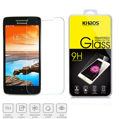 KHAOS 2.5D 0.3mm Premium Tempered Glass Screen Protector For Lenovo Vibe X S960