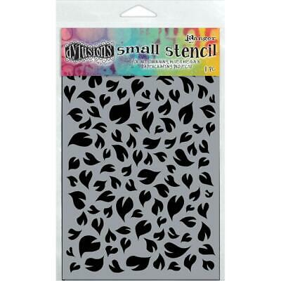 Dylusions Stencil - Small 5x8 - Leaves
