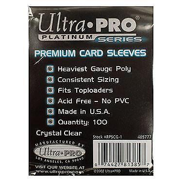 ATC Ultra Pro Single Sleeves (100 Pack)