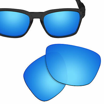 dda8abb887 Polarized Replacement Lenses for-OAKLEY Catalyst Sunglasses Ice Blue UVA UVB