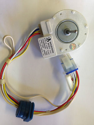 NEW PANASONIC GE WR60X10307 Evaporator Fan Motor for Refrigerator WR60X10185
