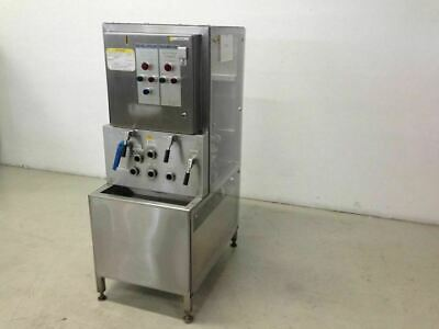 Cip Clean In Place Process Equipment Station Cleaning Machine With 2 Tank Ss