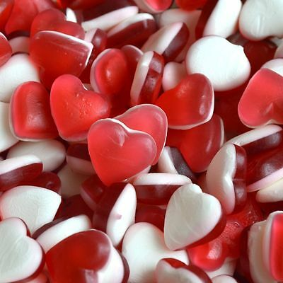 Haribo Heart Throbs - Original And Best Traditional Sweets