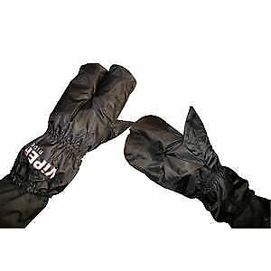 Viper Motorcycle Motorbike 100% Waterproof Over Mitt Over Gloves For Rain